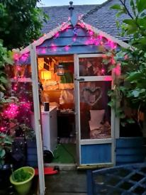 7x5ft summerhouse
