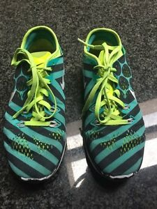Nike free tr fit 5.0 size 6 women's excellent condition