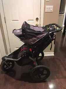 BOB Revolution SE Stroller with Accessories