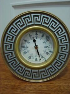 Asian Themed Table Clock