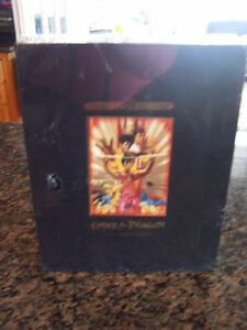 Special Edition Enter The Dragon 25th Anniversary Box Set.