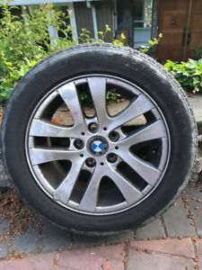 BMW 3 series tires