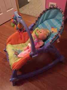 Fisher Price infant to toddler rocker Windsor Region Ontario image 2
