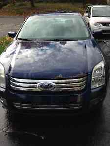 2007 Ford Fusion SEL AWD V6 3L Berline