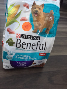 croquettes purina petite taille