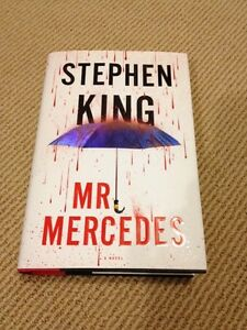 STEPHEN KING ...MR. MERCEDES-$20.00