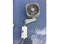 Xpelair wall heater