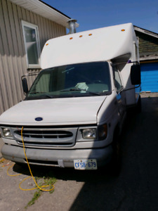 Ford E450 Cube Van Diesel | Great Deals on New or Used Cars