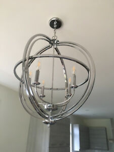 Beautiful light fixture