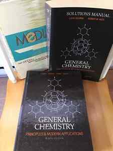 General Chemistry: Principles & Modern Applications Textbook
