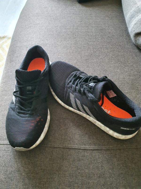 Franco pista Meditativo  Adidas Adizero sub2 running shoes/trainers size 7.5 | in Winchester,  Hampshire | Gumtree