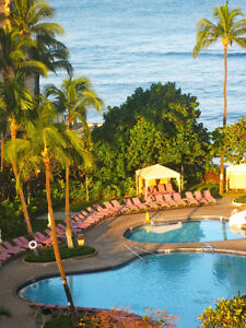 Beautiful Kaanapali Beach Club, Maui Hawaii