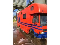 7.5 Tonne Layland Daf Horsebox full year MOT/Plating
