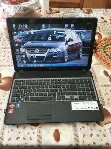 "Gateway 15.6"" 8gb Ram 500gb hdd Amd a6 processor 512mb graphic"