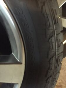 2016 f150 rims and tires  London Ontario image 3