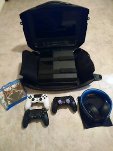 PlayStation Ps4 with extras