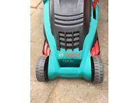 BOSCH Rotak 34 GC Lawn Mower