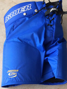 Bauer Supreme Hockey Pants - Junior Large