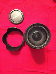 Canon 18-135 mm lens! Great Condition & Great for Travel Photos