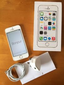 iPhone 5s -16GB -gold