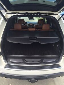 Fitted Husky floor mats for Jeep Grand Cherokee