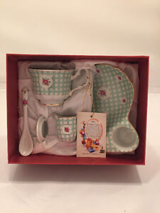 New! Ace gift collection miniature china tea sets