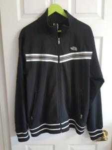 The North  Face × Men's Zip Up Sweater ( Size    XL)