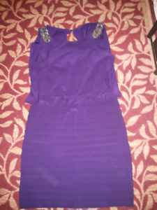 Evening cocktail dress size 10p