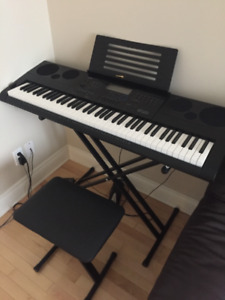 Clavier Synthetiseur Casio WK 6600