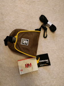 New Crumpler PCS (The Large One) Camera Pouch Brown