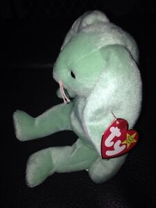 Hippity Ty beanie baby with tags price firm