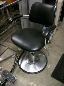 Hair/beauty salon items-styling /shampoo chairs,mannequin heads