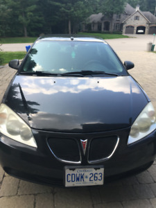 2009 PONTIAC G6 FOR SALE- Lady owned, BARRIE