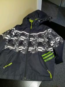 Boys fall and winter jackets
