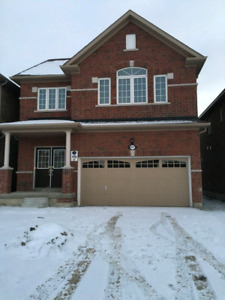 North Oshawa 4 Bedroom home for rent