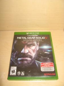 XBOXONE METAL GEARS SOLID V