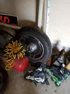 Street Glide Front Wheel and Tire