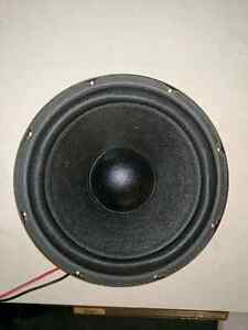"Paradigm PDR 10"" woofer"