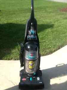 Bissell vac clean view helix