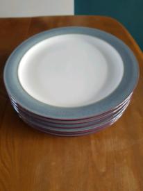 Denby dinner plates