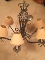 Gorgeous Chandelier!  Brand new condition!