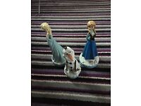 Frozen framed wall picture rug beanbag and ornaments