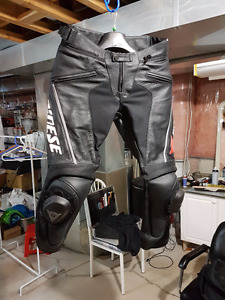 LIKE NEW EURO 48 DAINESE DELTA PRO LEATHER PANTS! WORN ONCE ONLY