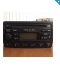 Ford 6000 cd radio with code
