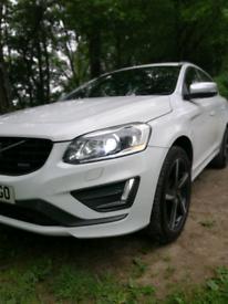 2013 VOLVO XC60 2.4 Automatic D5 R-DESING LUX NAV AVD 5D 215 BHP