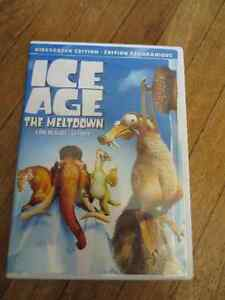 Ice Age: The Meltdown Widescreen DVD