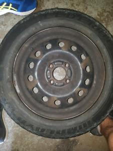 4 tires off an 08 focus