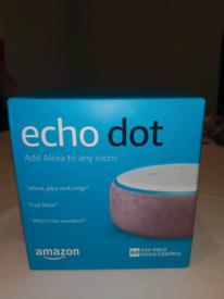 Amazon dot 3rd Generation