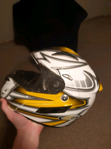 Zox modular mens medium atv helmet