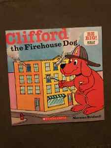 Clifford - The Firehouse Dog